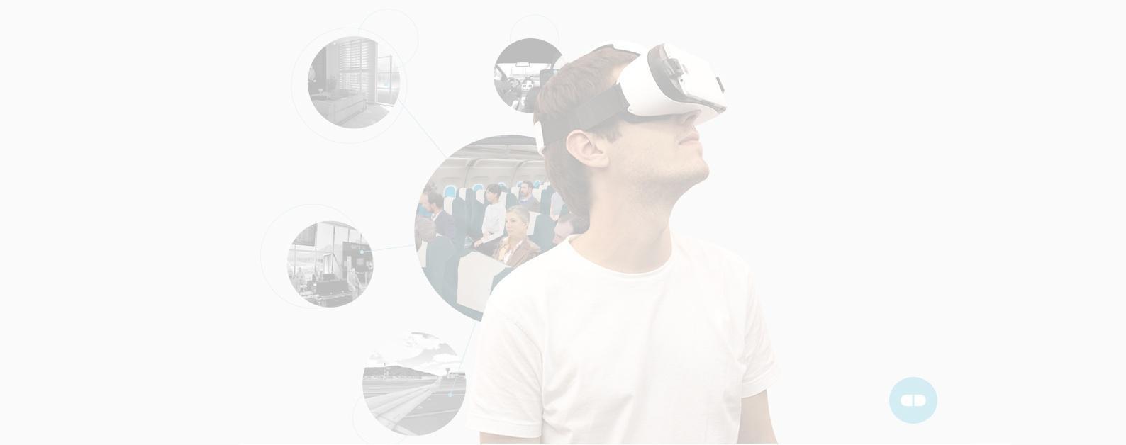 Tratamientos psicológicos con técnicas de realidad virtual