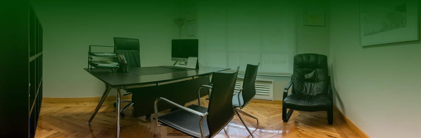 Despacho de Clínica Psicología Ana MAría Rodríguez en Oviedo, Asturias